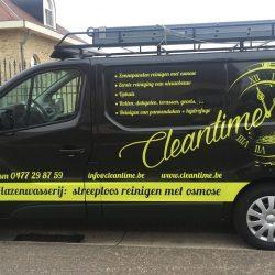 Schoonmaakbedrijf Cleantime
