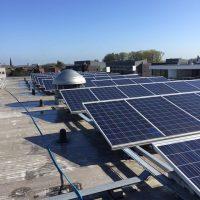 zonnepanelen kuisen